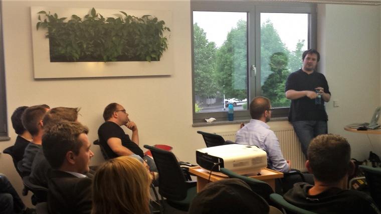 Triona sponsert Java User Group Mainz: Vortrag zu Java 10, 11 und darüber hinaus; 23.05.2018